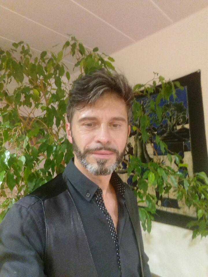 Eric Gayout, coordinateur de la filière paysage